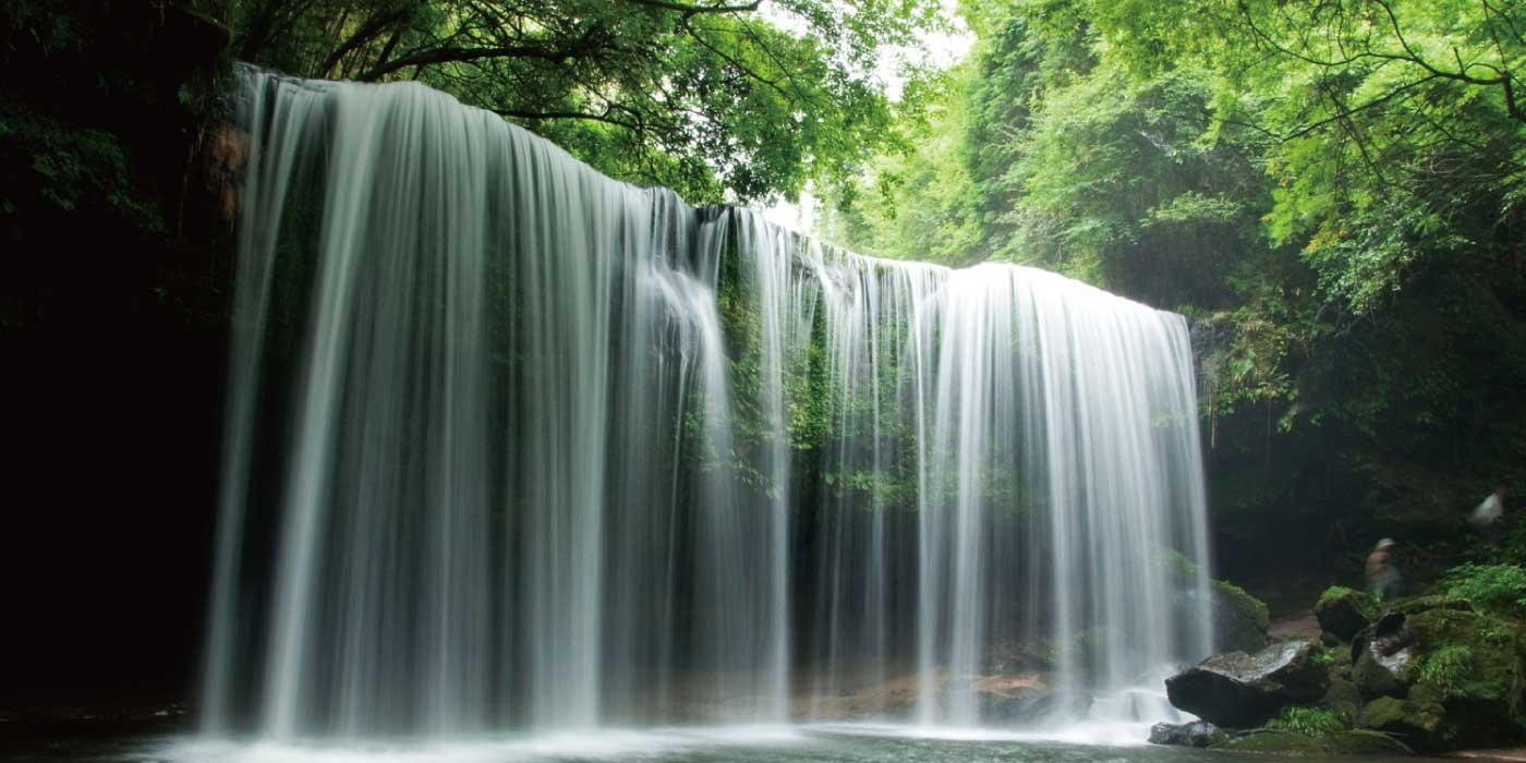 熊本県の観光地イメージ
